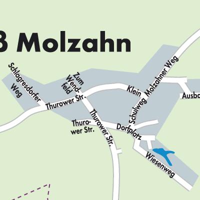 Groß Molzahn karte groß molzahn stadtplandienst deutschland