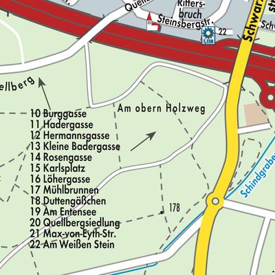 hoffenheim karte deutschland