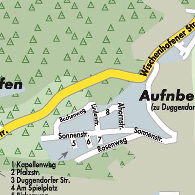 Stadtplan Duggendorf