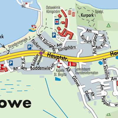 Glowe Rügen