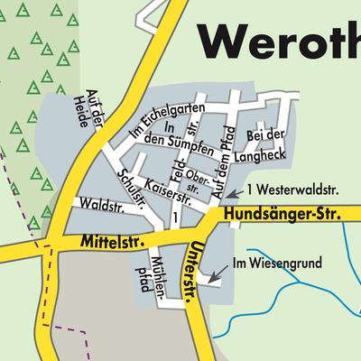 Weroth Deutschland